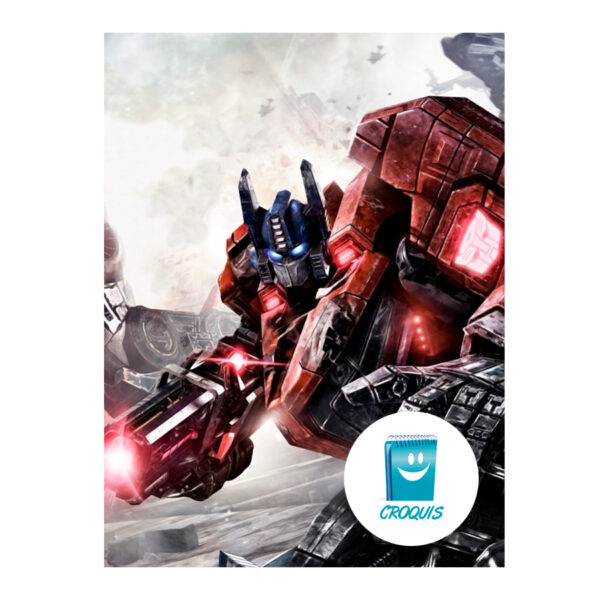 poster optimus prime, descargar poster optimus prime, poster chile, descarga de poster, grafica optimus prime, imagen grande optimus prime
