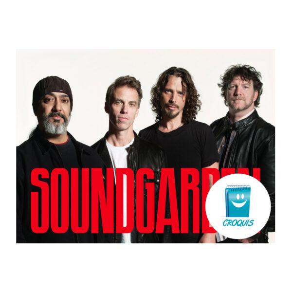 soundgarden, poster soundgarden, descargar poster soungarden, posters, poster, grunge